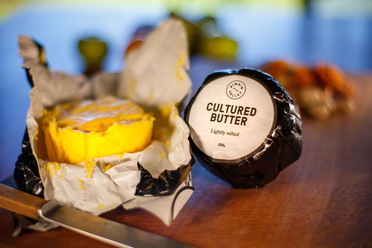 Cultured Butter | Nimbin Valley Dairy