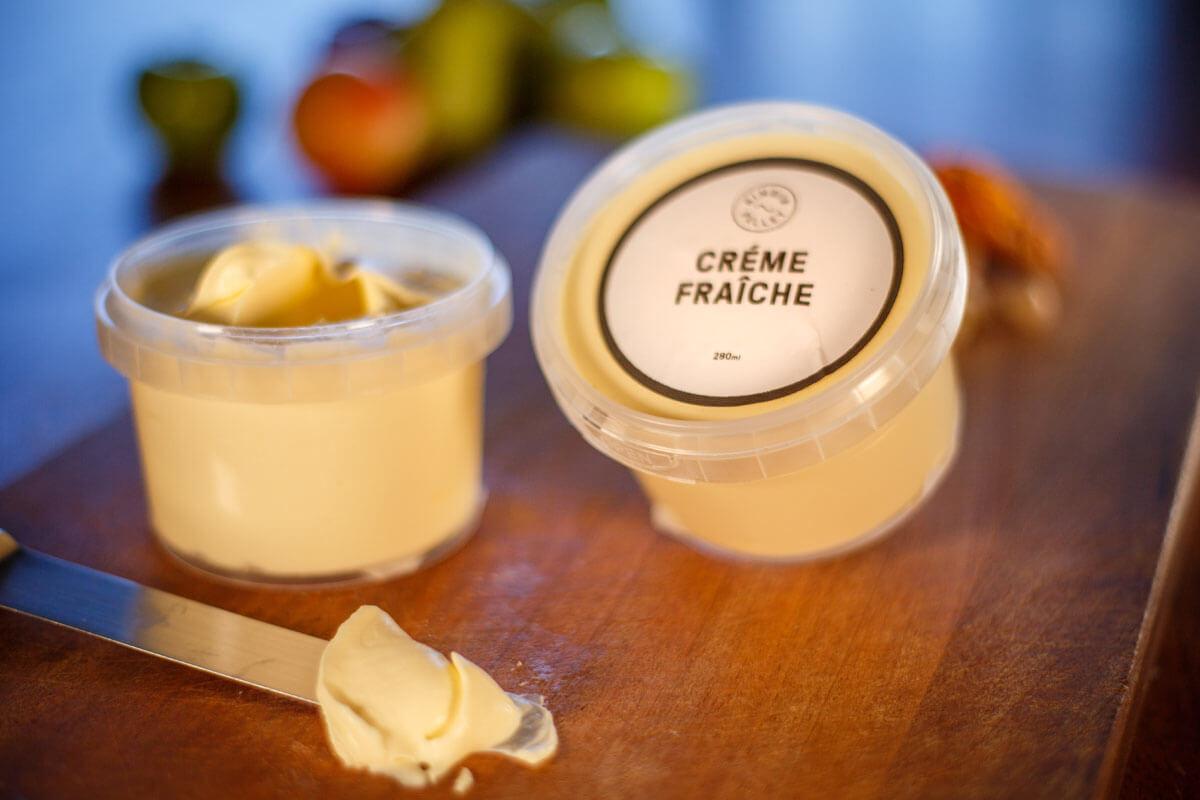Creme Fraiche | Nimbin Valley Dairy