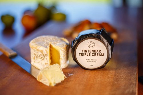 Tintenbar Triple Cream Wrap | Nimbin Valley Dairy