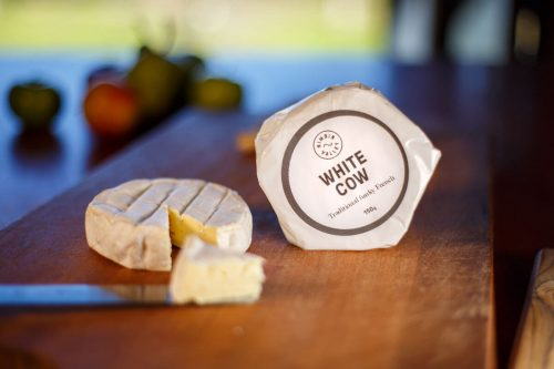 White Cow Cheese | Nimbin Valley Dairy