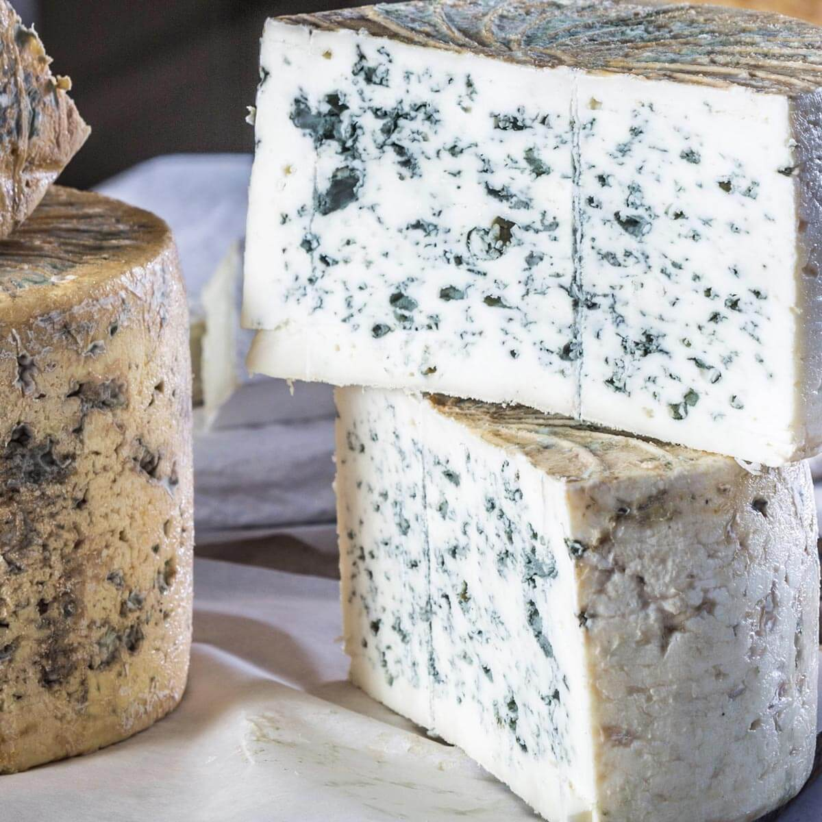 Blue Goat Cheese | Nimbin Valley Dairy