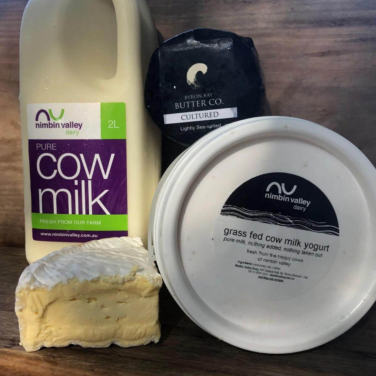 Covid-19 Bunker Box Survival Kit | Nimbin Valley Dairy