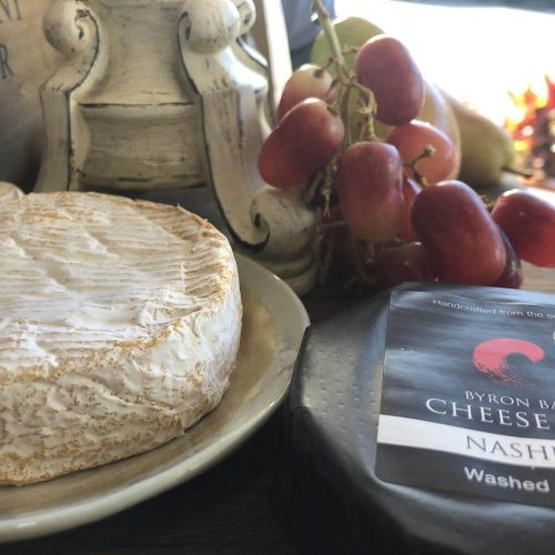 Nashua Washed Rind | Nimbin Valley Dairy